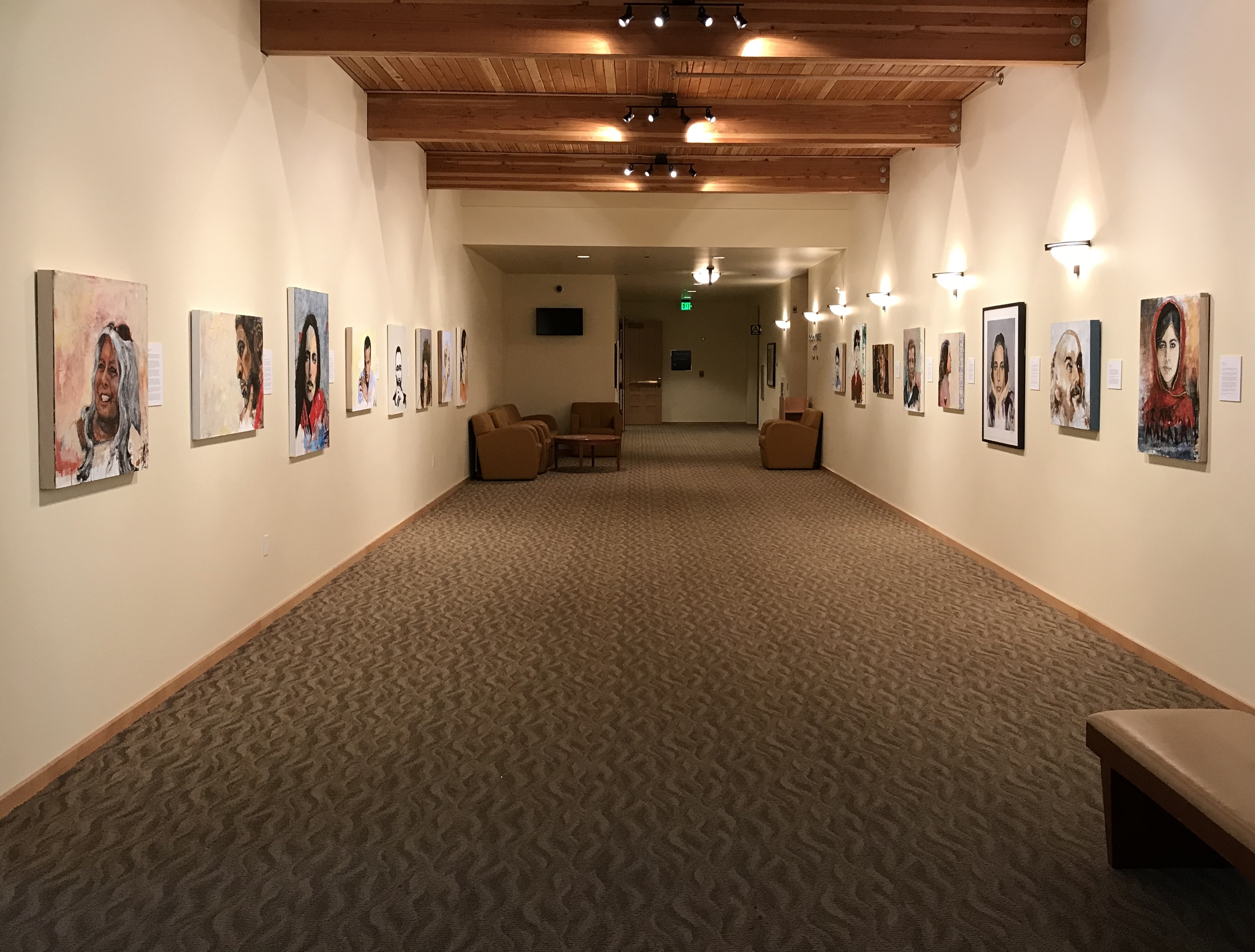 Dwight Gallery view